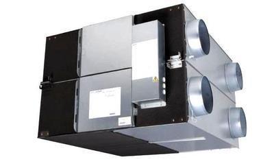Приточновытяжная вентиляционная установка 2000 м3ч Mitsubishi electric LGH-200 RX5-E