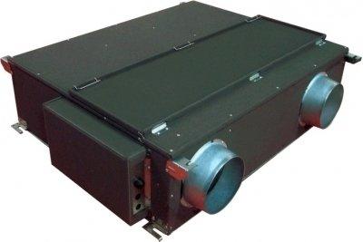 Приточновытяжная вентиляционная установка 500 м3ч Mitsubishi electric LGH-50RSDC-E1
