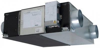 Приточновытяжная вентиляционная установка 750 м3ч Mitsubishi electric LGH-65 RX5-E