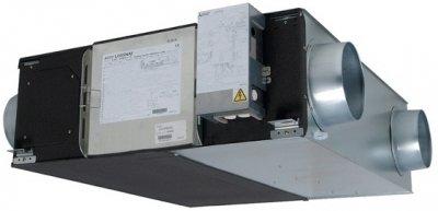 Приточновытяжная вентиляционная установка 1000 м3ч Mitsubishi electric LGH-80 RX5-E