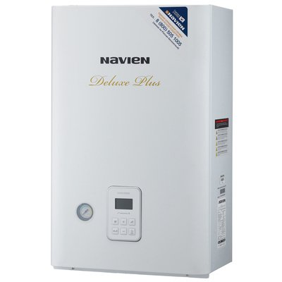 Настенный газовый котел Navien Deluxe Plus - 40k