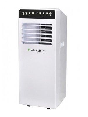 Мобильный кондиционер 2,6 кВт Neoclima NPAC-09CE