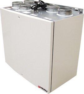 Приточновытяжная вентиляционная установка 500 м3ч Ostberg HERU 100 T EC ALC