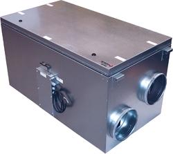 Приточновытяжная вентиляционная установка 750 м3ч Ostberg HERU 130 S EC 2A