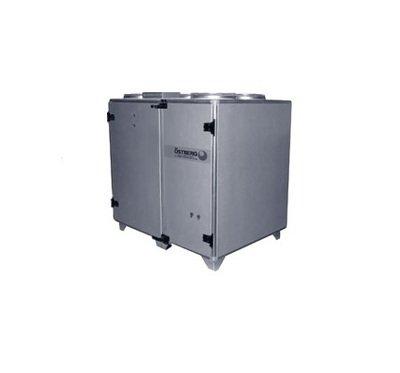 Приточновытяжная вентиляционная установка 4000 м3ч Ostberg HERU 1600 T RWR