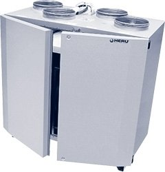 Приточновытяжная вентиляционная установка 1000 м3ч Ostberg HERU 250 T AC AL