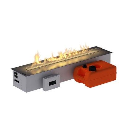 Биокамин с автоматической линией Planika Fire Line Automatic XT 2490
