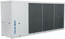 Промышленный осушитель воздуха Polar bear SDD 1250B HW