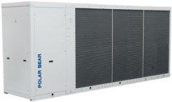 Промышленный осушитель воздуха Polar bear SDD 1550B RHW