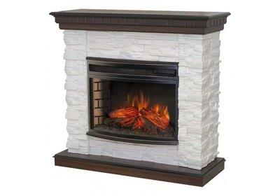 Электрокамин очагпортал Real-flame Elford FS25 AO + Firespace 25 IR S