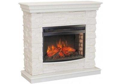 Электрокамин очагпортал Real-flame Elford FS25 WT610 + Firespace 25 IR S