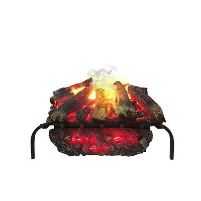 Очаг электрокамина Real-flame SILVA LOG 3D 26