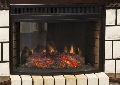 ������������ ���������� Real-flame Stone Corner NEW F25 +Firespace 25 IR S