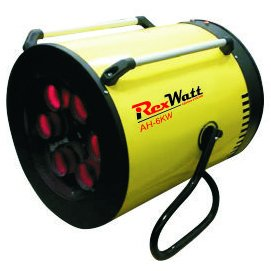 Тепловая пушка 15 кВт Rexwatt AH-13,5kW