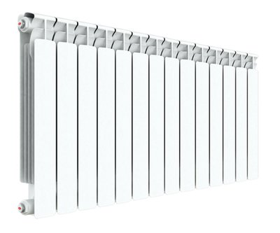 Биметаллический радиатор Rifar Base Ventil 200/14 секц. BVR
