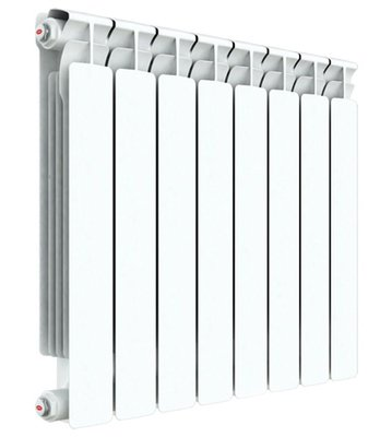 Биметаллический радиатор Rifar Base Ventil 200/8 секц. BVL