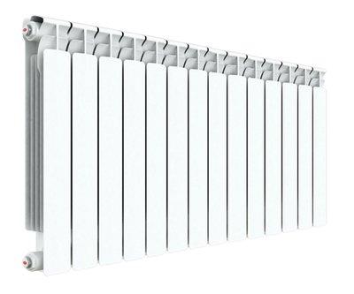 Биметаллический радиатор Rifar Base Ventil 350/14 секц. BVR