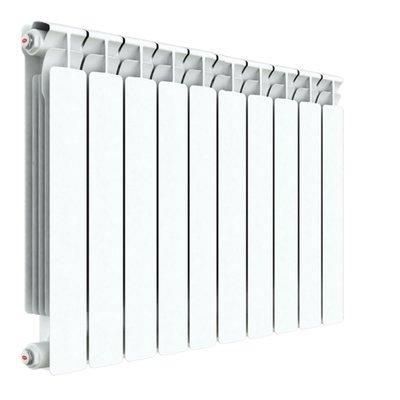 Биметаллический радиатор Rifar Base Ventil 500/10 секц. BVR