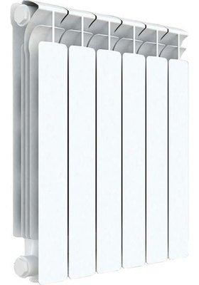 Биметаллический радиатор Rifar Base Ventil 500/6 секц. BVR