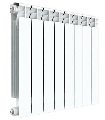 Биметаллический радиатор Rifar Base Ventil 500/8 секц. BVR