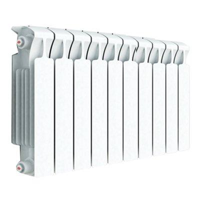 Биметаллический радиатор Rifar Monolit Ventil 500/10 секц. MVL
