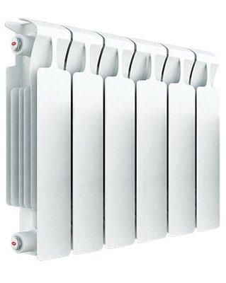 Биметаллический радиатор Rifar Monolit Ventil 500/6 секц. MVL