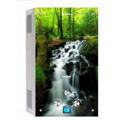 Газовый проточный водонагреватель 1621 кВт Roda JSD20-A4