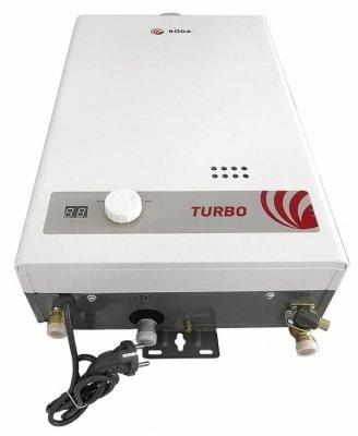 Газовый проточный водонагреватель 1621 кВт Roda JSD20-T1
