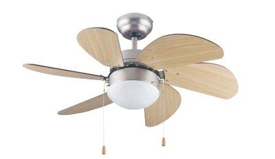 Вентилятор с подсветкой Rolling stars Smart Star CF1201ROL