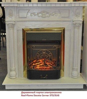 Очаг электрокамина Royal flame Majestic FX Brass