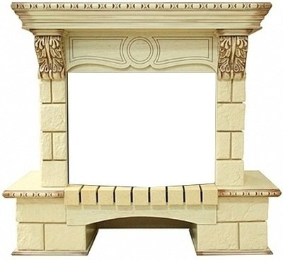 ������ �� ����� Royal flame Pierre Luxe ������� ��� ���� Panoramic 25 FX Ivory