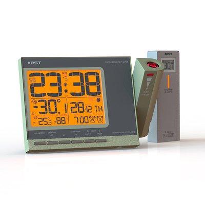 Часы с красной проекцией Rst 32768