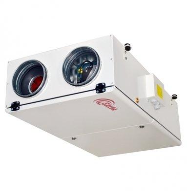 Приточновытяжная вентиляционная установка 500 м3ч Salda RIS 150 P EKO