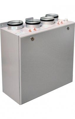 Приточновытяжная вентиляционная установка 500 м3ч Salda RIS 260 VWR 3.0