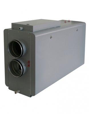 Приточновытяжная вентиляционная установка 500 м3ч Salda RIS 400 HE 3.0