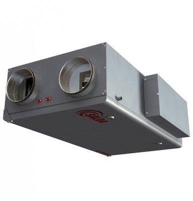 Приточновытяжная вентиляционная установка 500 м3ч Salda RIS 400 PW 3.0