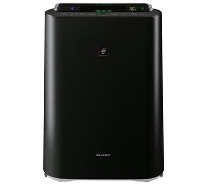 Очистительувлажнитель воздуха Sharp KCD41RB (черный)
