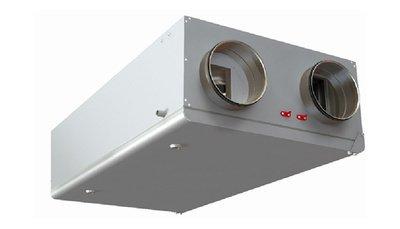 Приточновытяжная вентиляционная установка 1000 м3ч Shuft CAUP 800СW-A