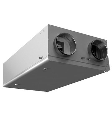 Приточновытяжная вентиляционная установка 1000 м3ч Shuft UniMAX-P 800CW-A
