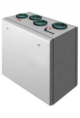 Приточновытяжная вентиляционная установка 500 м3ч Shuft UniMAX-R 250VE EC