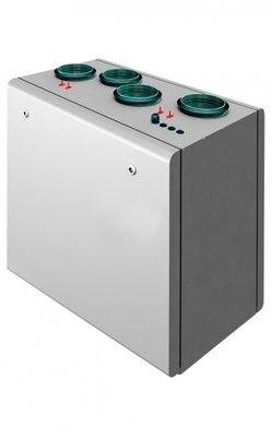 Приточновытяжная вентиляционная установка 500 м3ч Shuft UniMAX-R 450VER-A