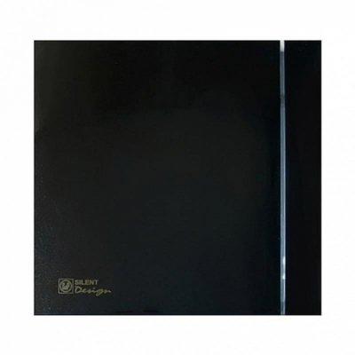 Вытяжка для ванной Soler & palau SILENT-100 CZ BLACK DESIGN-4C