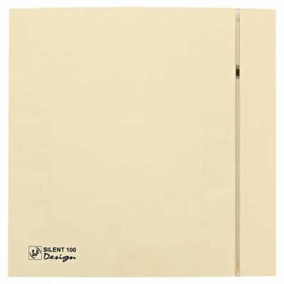 Soler & palau SILENT-100 CZ CHAMPAGNE DESIGN E5