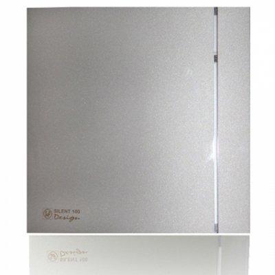 Soler & palau SILENT-100 CZ SILVER DESIGN-3C