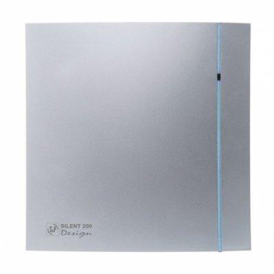 Вытяжка для ванной Soler & palau SILENT-200 CHZ SILVER DESIGN-3C