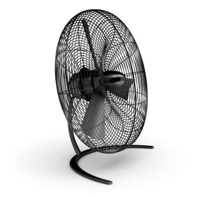 Напольный лопастной вентилятор Stadler form C-009R Charly Fan Floor Black