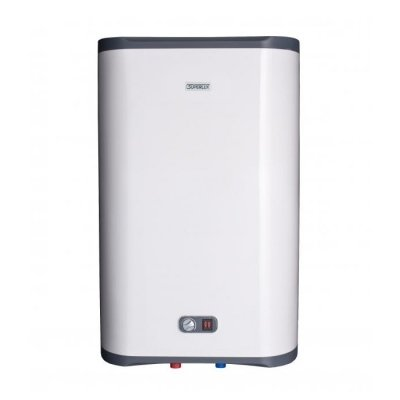 Электрический накопительный водонагреватель 100 литров Superlux NTS FLAT 100 V PW (RE)