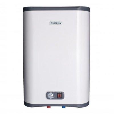 Электрический накопительный водонагреватель 30 литров Superlux NTS FLAT 30 V PW (RE)
