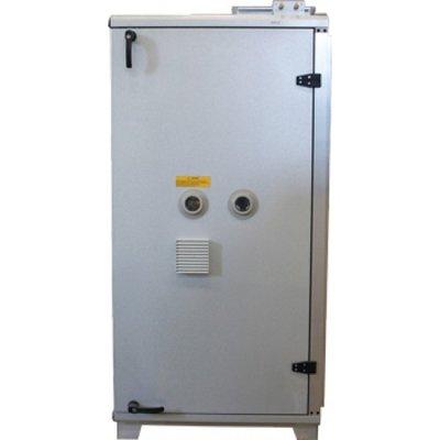 Приточновытяжная установка Systemair Topvex SoftCooler TR12-L