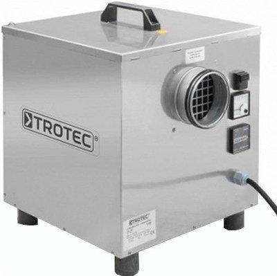 Промышленный осушитель воздуха Trotec TTR 250 нержавеющая сталь
